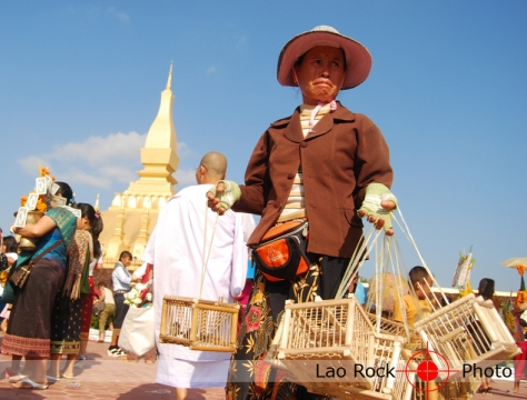 That Luang Festival 2009 (2)