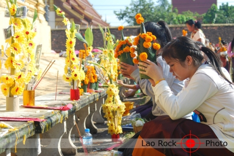 That Luang Festival 2009 (7)
